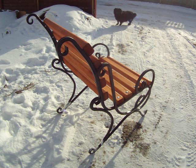 кованый стул для дачи купить продажа киев цена