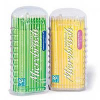 Микроаппликаторы  Microbrush ORIGINAL SUPERFINE  (маленькие),100 шт.уп.