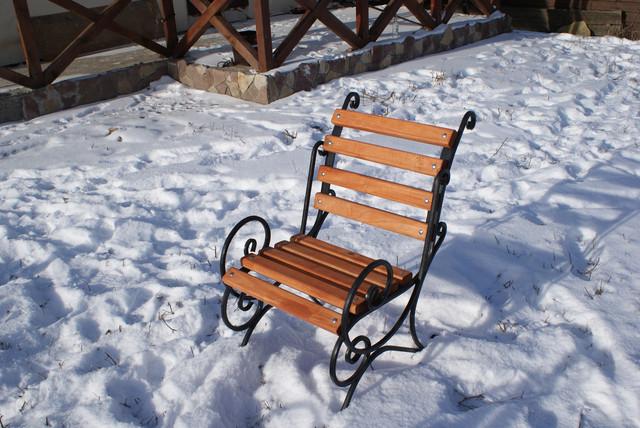 кованое кресло стул табурет со спинкой купить цена продажа