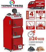 Котел Defro Optima Komfort Plus (Дефро Оптима Комфорт Плюс) 8 кВт - c автоматикой