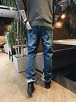Джинсы мужские мультисезон Franco Marela 105142 мужская одежда стильные брюки джинсы шорты   , фото 1