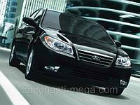 Бампер задний на Hyundai  Elantra ОРИГИНАЛ (Хюндай Елантра) 2006-2010