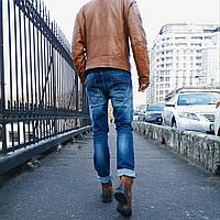 Джинсы Dzire  мужские мультисезон 6006 мужская одежда стильные брюки джинсы шорты  , фото 1