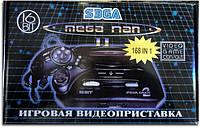 Игровая приставка сега SEGA MD2 168+