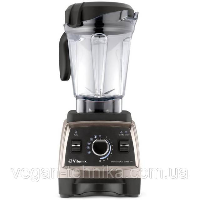 Профессиональный блендер Vitamix PRO750 Brushed Stainless