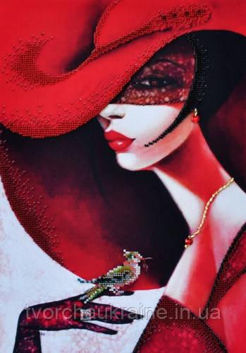 Набор для вышивания бисером В стиле RED-2
