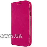 Чехол книжка  для Samsung Galaxy S3 (i9300) розовая