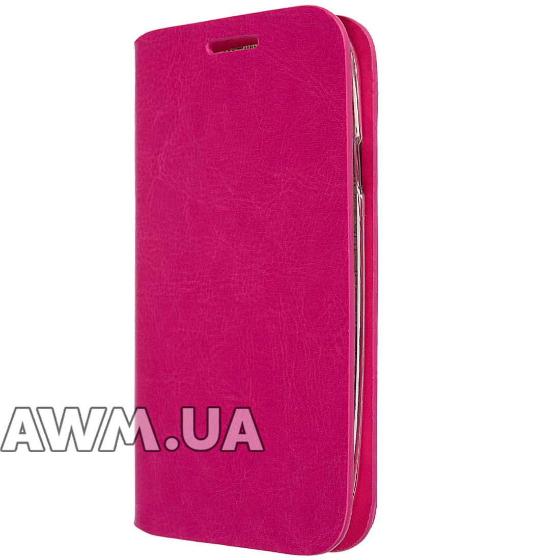 Чехол книжка  для Samsung Galaxy S3 (i9300) розовая - AWM в Одессе