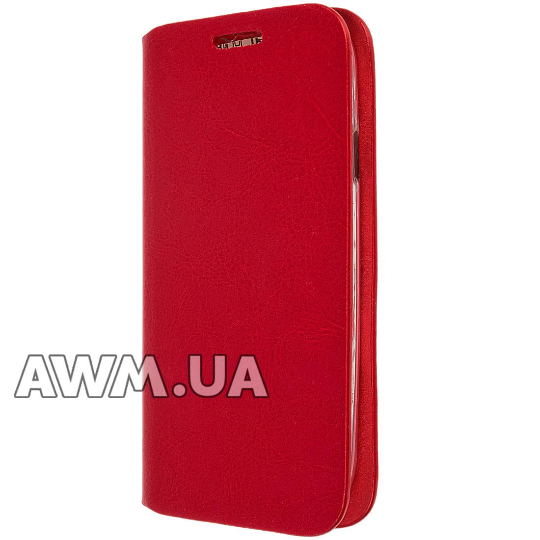 Чехол книжка для Samsung Galaxy S3 (i9300) красная - AWM в Одессе