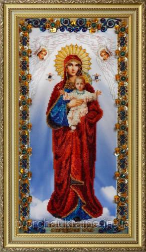 Набор для вышивания бисером Икона Божией Матери «Благодатное Небо»