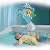 Новинки! Мобили и карусели на кроватку, подвески  и дуги на коляску, детские светильники