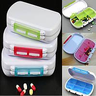 Таблетница Pill Box 12