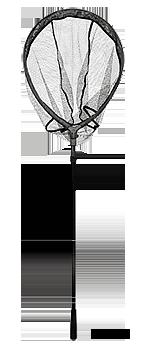 Подсак овальный (капрон) Golden Catch 60502002