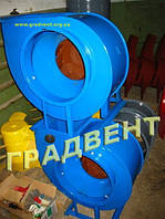 Вентилятор радиальный ВЦ 4-75 №2,5 (ВР 88-72-2,5) с электродвигателем 0,75 кВт, 3000 об/мин