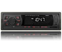 Автомагнітола Fantom FP-325 USB/SD 1 Din Black/Red