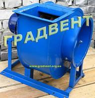 Вентилятор центробежный ВЦ 4-75 №5 (ВР 88-72-5) с электродвигателем 1,1 кВт, 1000 об/мин