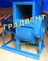 Вентилятор центробежный ВЦ 14-46 № 4 (ВР 287-46-4) с электродвигателем 3,0 кВт, 1000 об/мин