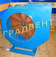 Вентилятор пылевой ВРП-6,3 (ВЦП 5-45, ВРП 100-45 №6,3) с электродвигателем 7,5 кВт, 1500 об/мин