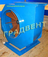 Вентилятор пылевой ВРП-8 (ВЦП 5-45, ВРП 100-45 №8) с электродвигателем 18,5 кВт, 1500 об/мин