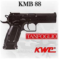 Пневматический пистолет KWC KMB 88 blowbaсk TANFOGLIO