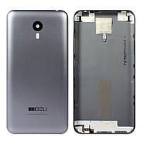 Задняя панель корпуса для мобильного телефона Meizu M2 Note 5.5 Gray