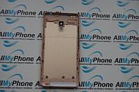 Задняя панель корпуса для мобильного телефона Meizu M3s mini Gold