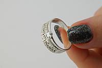 Женское колечко из серебра 925* с родиевым покрытием