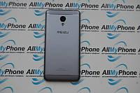 Задняя панель корпуса Meizu M3s mini Gray