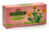 Чай-фито травяной Для женщин нормализация эндокринных желез, кожи лица, эстрогены надпочечники яичники климакс