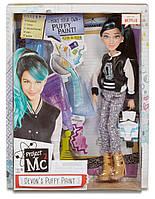 Кукла Девон ДиМарко научный эксперимент Объемные краски Project Mc2 Experiments with Dolls Devon's Puffy Paint
