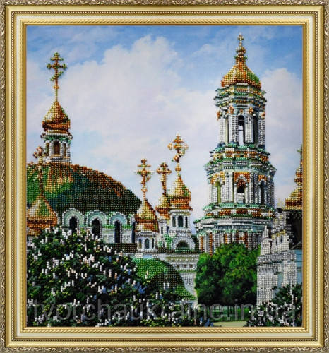 Набор для вышивания бисером Святыня Украины 1