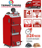 Котел Defro Optima Komfort Plus (Дефро Оптима Комфорт Плюс) 20 кВт - c автоматикой
