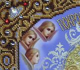 """Набор для вышивания бисером Икона """"Покров Пресвятой Богородицы"""", фото 3"""