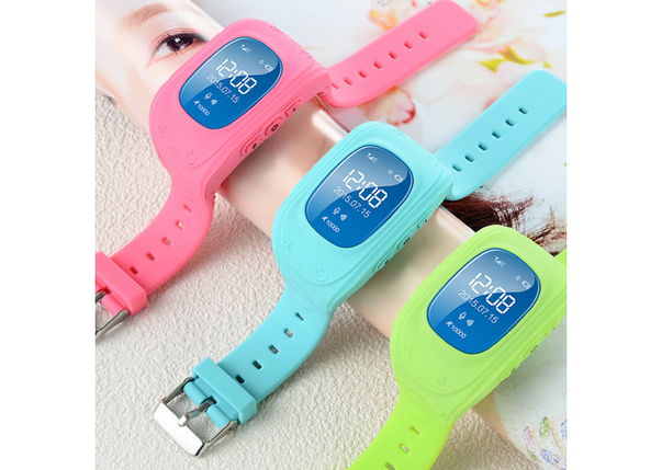 Детские часы SmartWotch GPS tracking Q50, фото 2