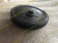 Шестерня моторедуктора(дворника) переднего стеклоочистителя без контакта Заз 1102 1103 таврия славута, фото 1