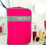 Органайзер-косметичка  Storge bag (салатовый) , фото 8