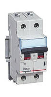 Автоматический выключатель LEGRAND TXз С 25 2P 6000A