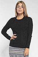 Теплый зимний свитер женский