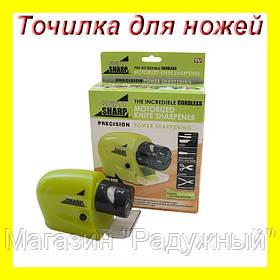 Электрическая Точилка для ножей SWIFTY SHARP Ножеточка