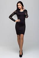 Платье женское стильное коктейльное
