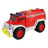 Пожарная машина Matchbox Power Shift Fire Truck