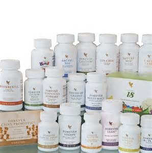 Натуральные биодобавки Forever Living