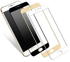 Защитное стекло на телефон Meizi M3 Note 3D