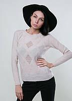 Весенний женский свитер