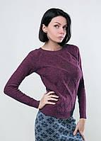 Осенний женский свитер