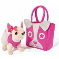 Мягкая игрушка Chi Chi Love Чихуахуа Паппи с сумочкой 20 см (589 7403)