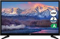 Led телевизор Ergo LE-24CT1020HD - 1366х768, 60Гц, USB(video, HD video), Vesa(100x100), черный
