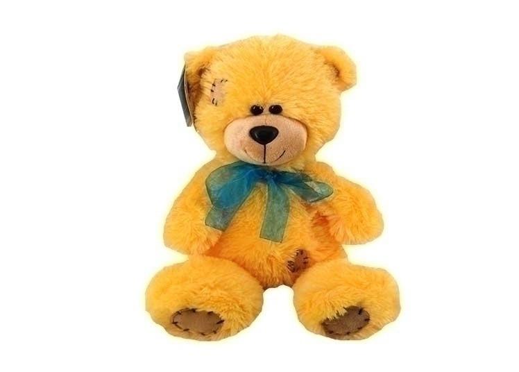 Плюшевый мишка Тедди карамельный, 50 см