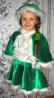 Карнавальный костюм елка 5-8 лет