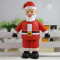 Новогодняя подарочная флешка 16 Гб санта-клаус,дед мороз подарок